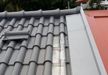 Metal Roofing Singapore