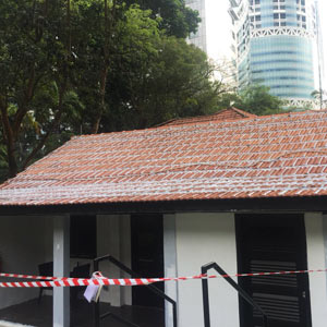 Roof Tiles Repair Roof Restoration Roofing Contractor Singapore