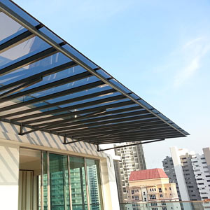 Polycarbonate Roofing Singapore