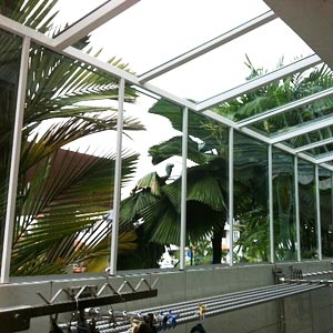 Glass Roofing Singapore