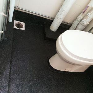 Waterproofing Bathrooms
