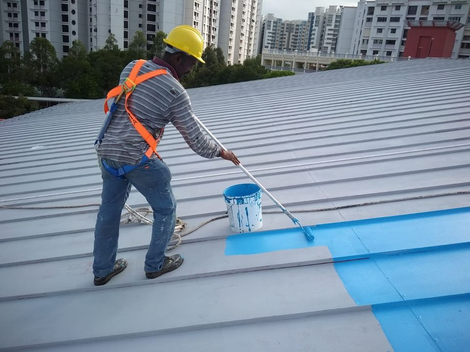 ROOFTOP WATERPROOFING