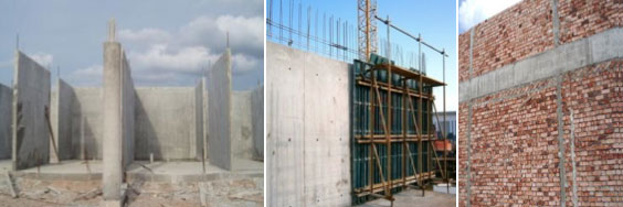 Comparison Shear Wall And Brick Wall Waterproofing Contractor Singapore